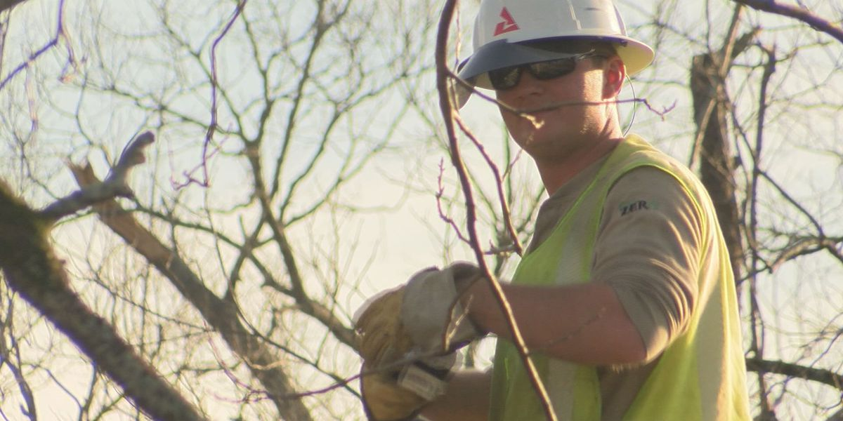 Georgia Power crews ask for patience as severe weather hits