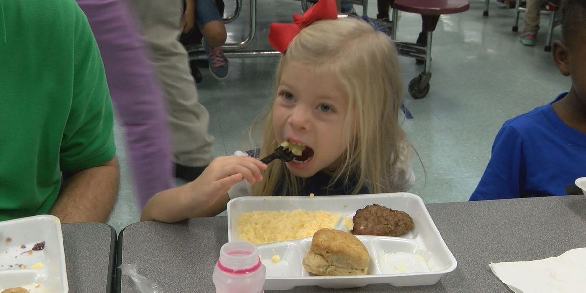 ECEC hosts breakfast with dads
