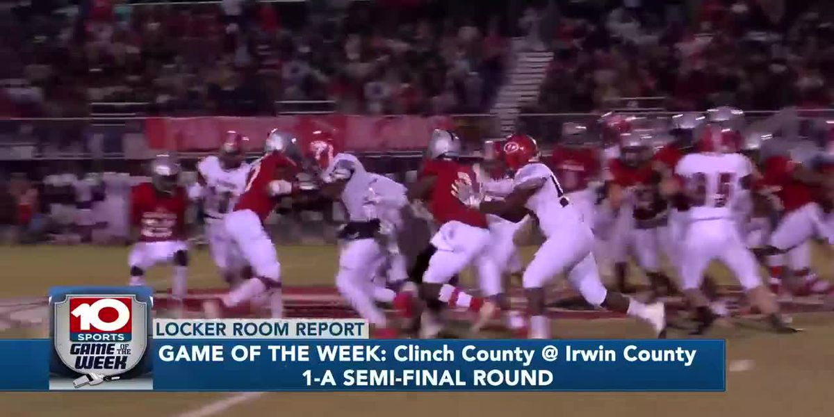 Game of the Week: Clinch Co. vs. Irwin Co.