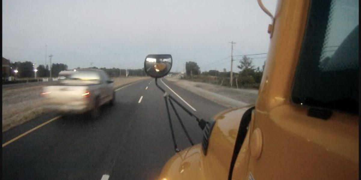 Caught on camera: School bus violators