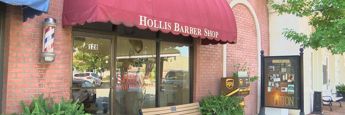 'I'm going to try for another 50': Tifton barber styling, cutting and buzzing hair for 50 years