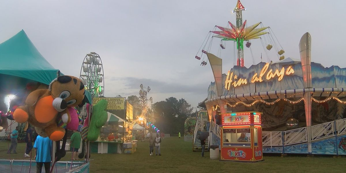 Southwest Ga. Regional Fair opens its gates for 73rd time