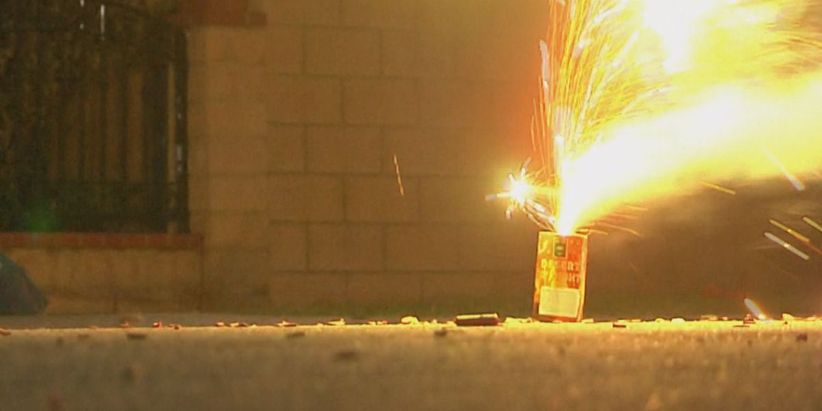 Thomasville Fire Rescue gives tips on firework safety