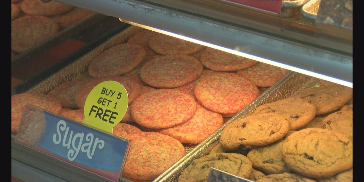 South Georgians celebrate 'National Sugar Cookie Day'