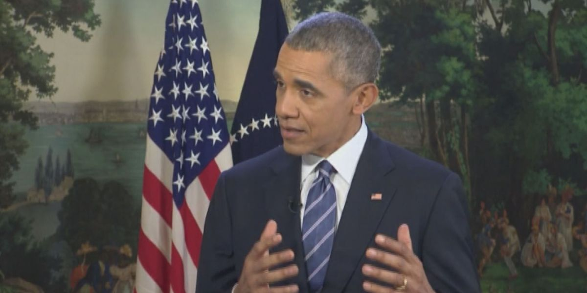 WATCH: Obama holds final news conference