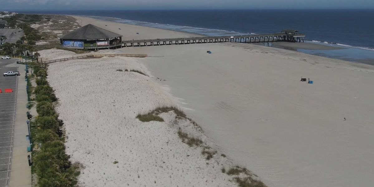 Tybee Island prepares for busy Memorial Day weekend