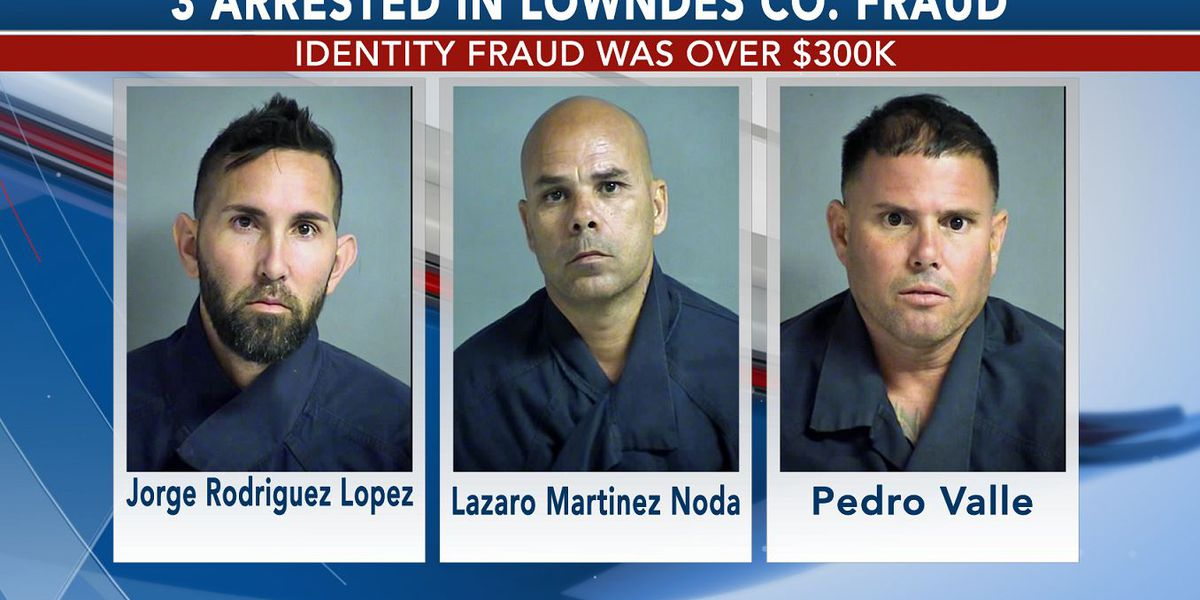 Lowndes stop yields $300K in fraudulent checks