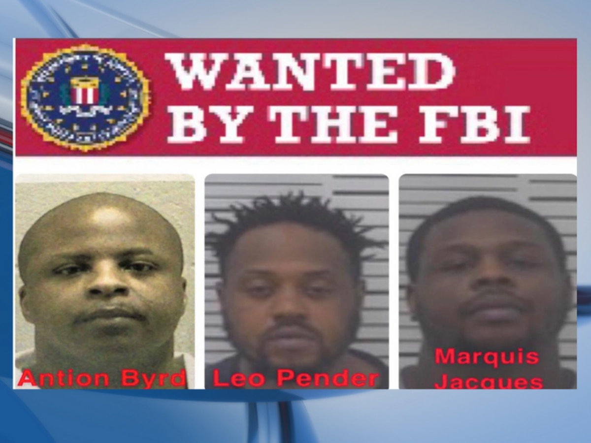 3 Douglas men wanted by the FBI