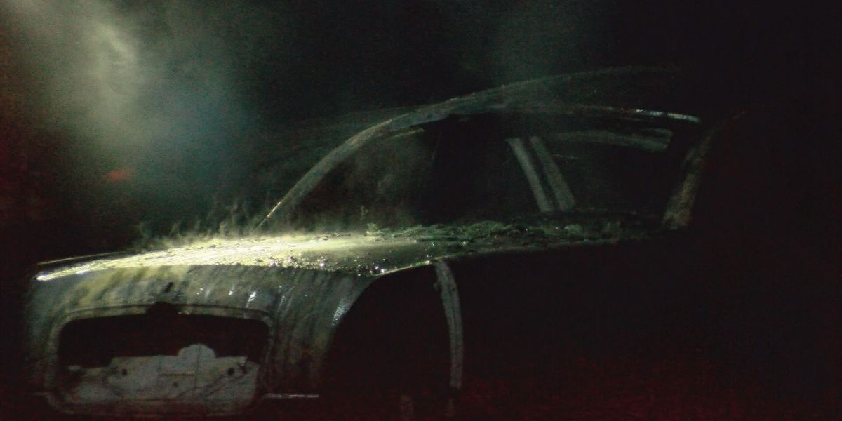 Vagrants blamed for South Albany car fires