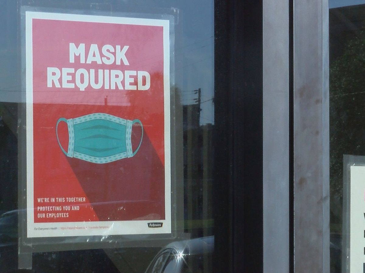 Tift Co. extends mask mandate through May