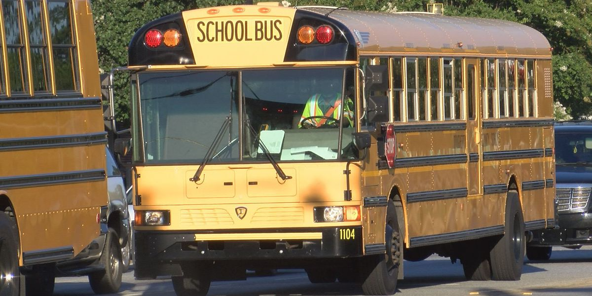 Expect bus delays during first week of school