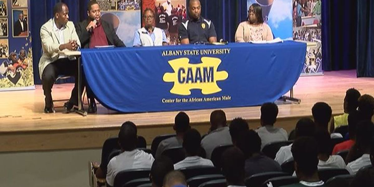 Underage drinking forum held at Albany State University