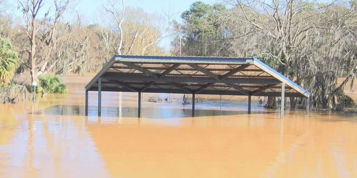 Dougherty Co. officials prepare for flooding