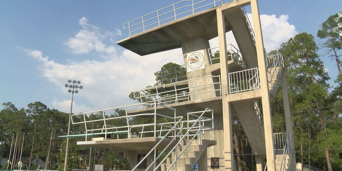 Moultrie to host AT&T National Diving Championships