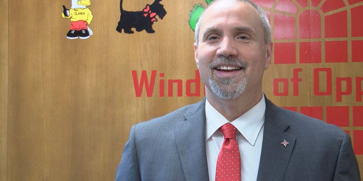 Thomasville City Schools' new superintendent excited to get started