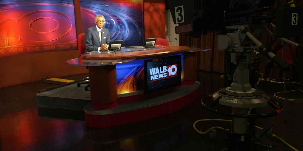 John White reflects on his time as WALB's first black anchor