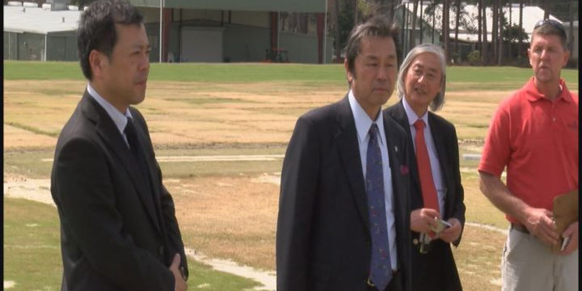 Japanese sod company comes to Tifton