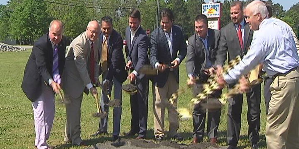 Auto dealerships break ground for Lee County expansion