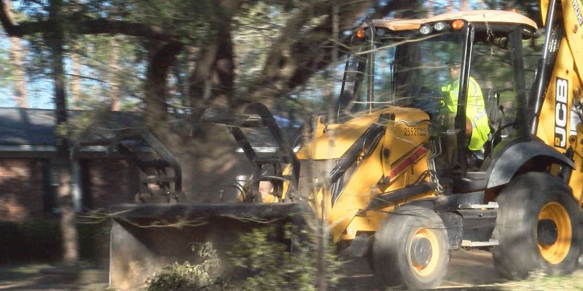 GDOT crews help with storm cleanup