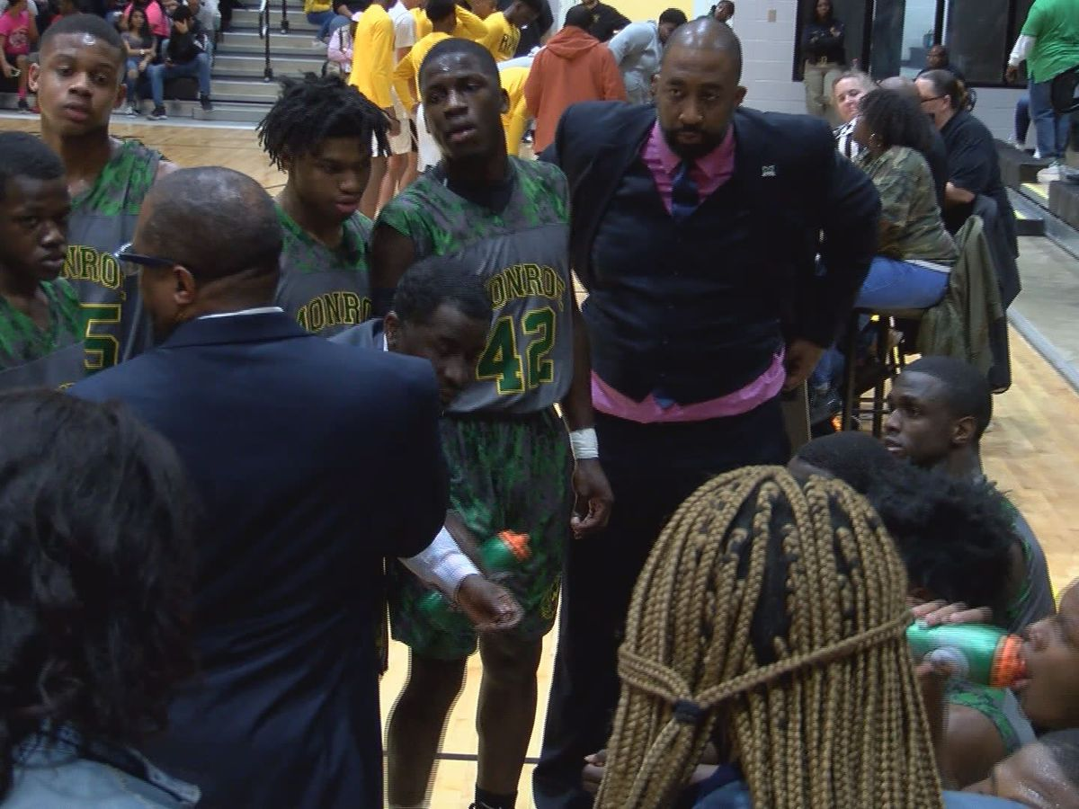Monroe Basketball forfeits games due to ineligible player