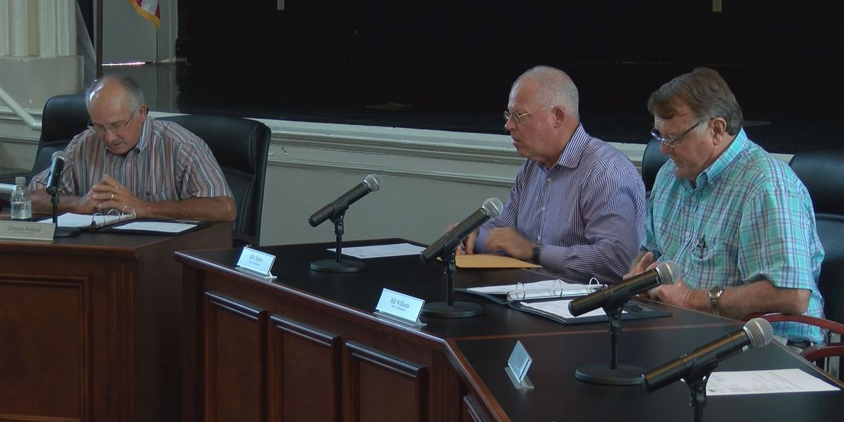 Lee Co. Commissioners pass budget, emergency response station