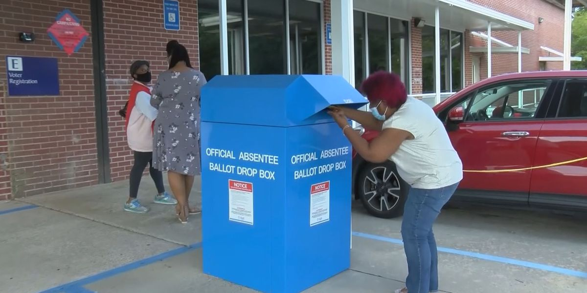 How absentee ballots are counted