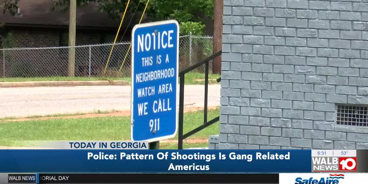 Americus PD: Pattern of shootings is gang-related