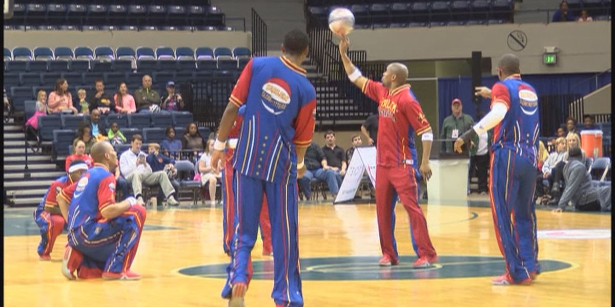 Harlem Globetrotters coming to Albany Civic Center