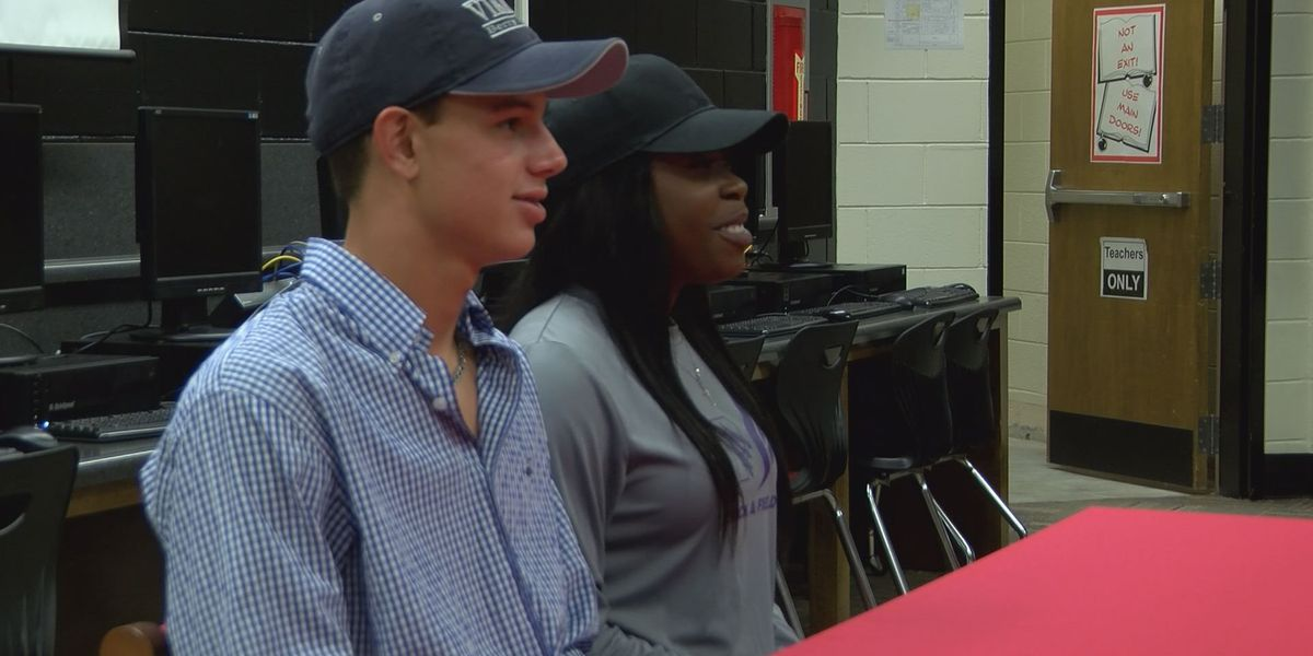 Pair of leaders leave Lee Co. track & field for college
