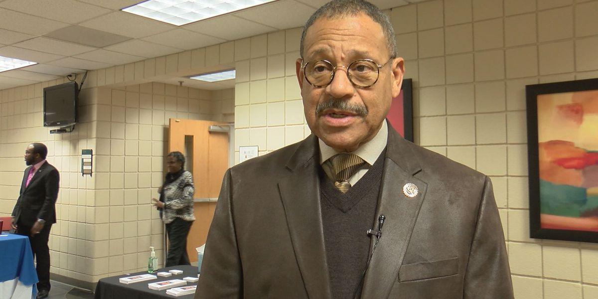 Congressman Sanford Bishop speaks on reopening the economy