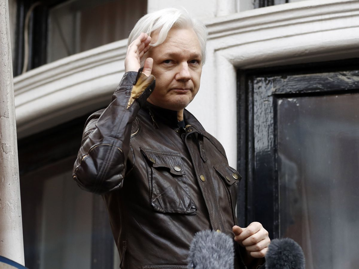 WikiLeaks chief could see charges, US court filing suggests