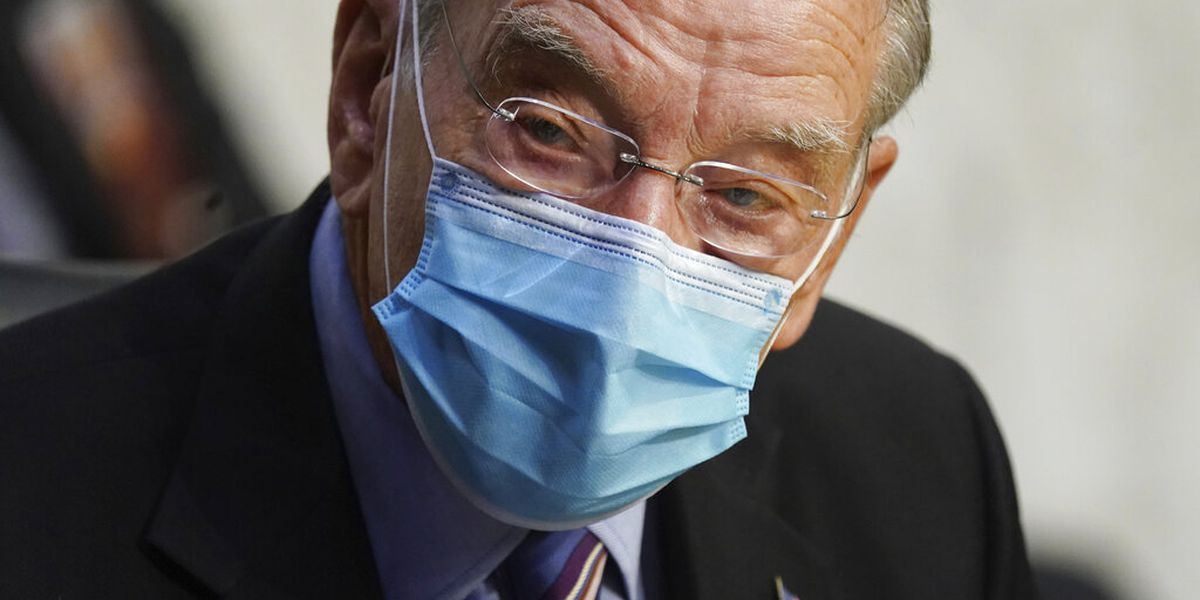 Sen. Grassley returns to Senate after coronavirus isolation