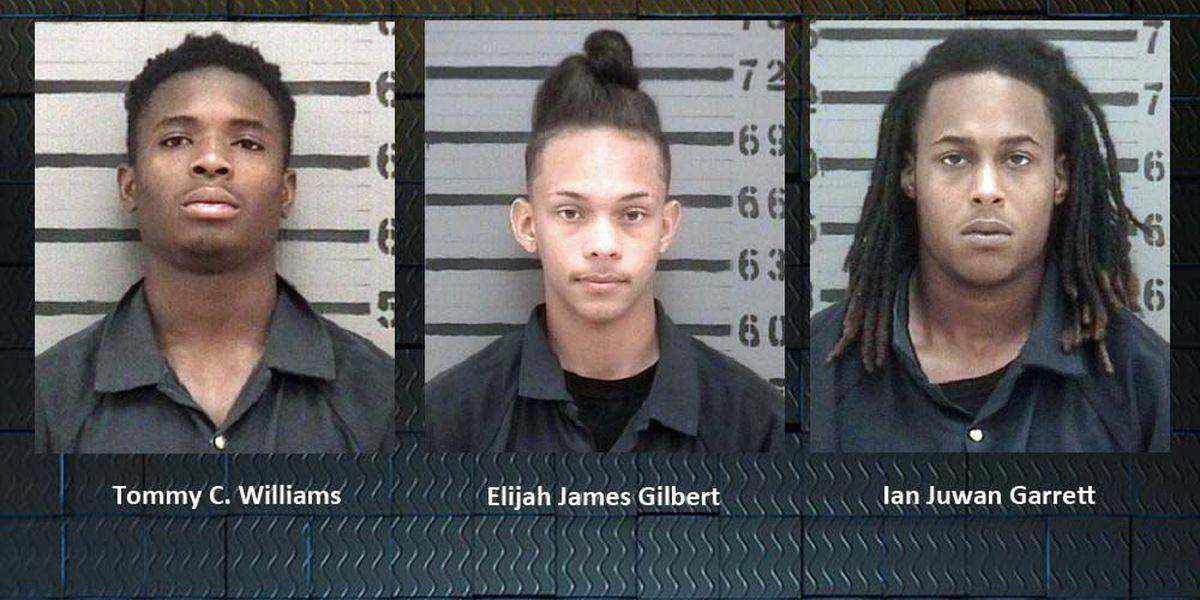 UPDATE: Albany restaurant suspects identified