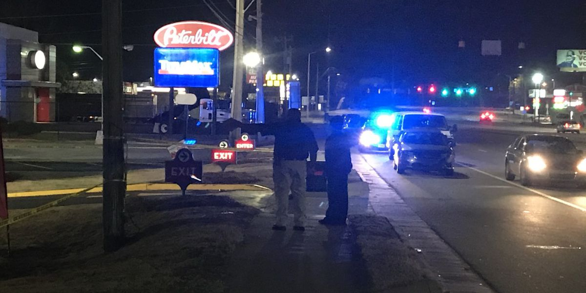 UPDATE: One dead in Albany drive-thru shooting, APD says
