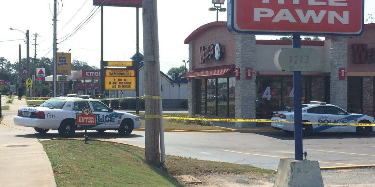 APD searches for Wendy's armed robbery suspect