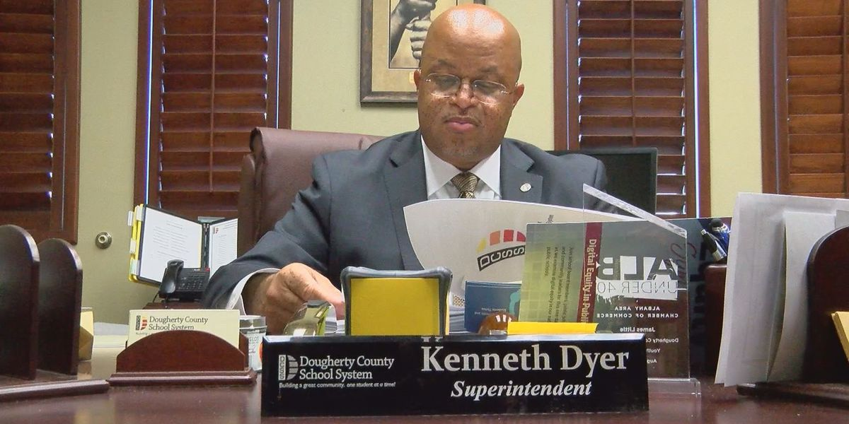 Dougherty Co. credits students for high graduation rate