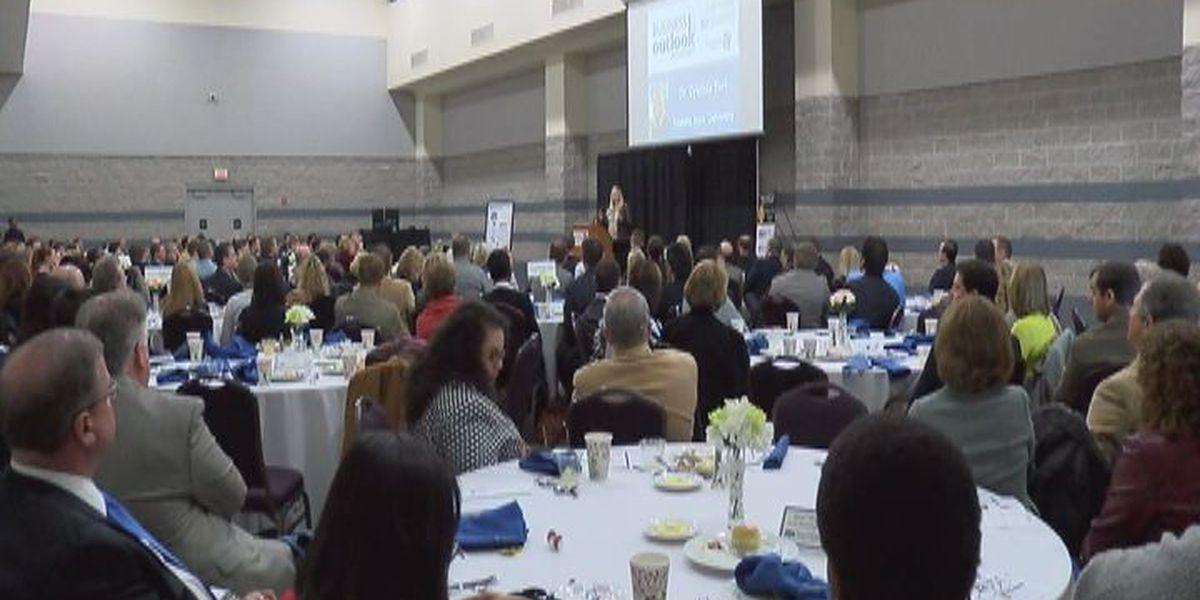 Economics experts address South GA business leaders