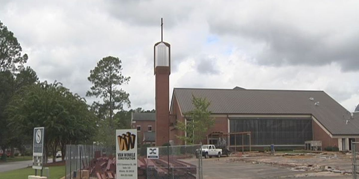 Metal thieves steal pipes from Albany church expansion
