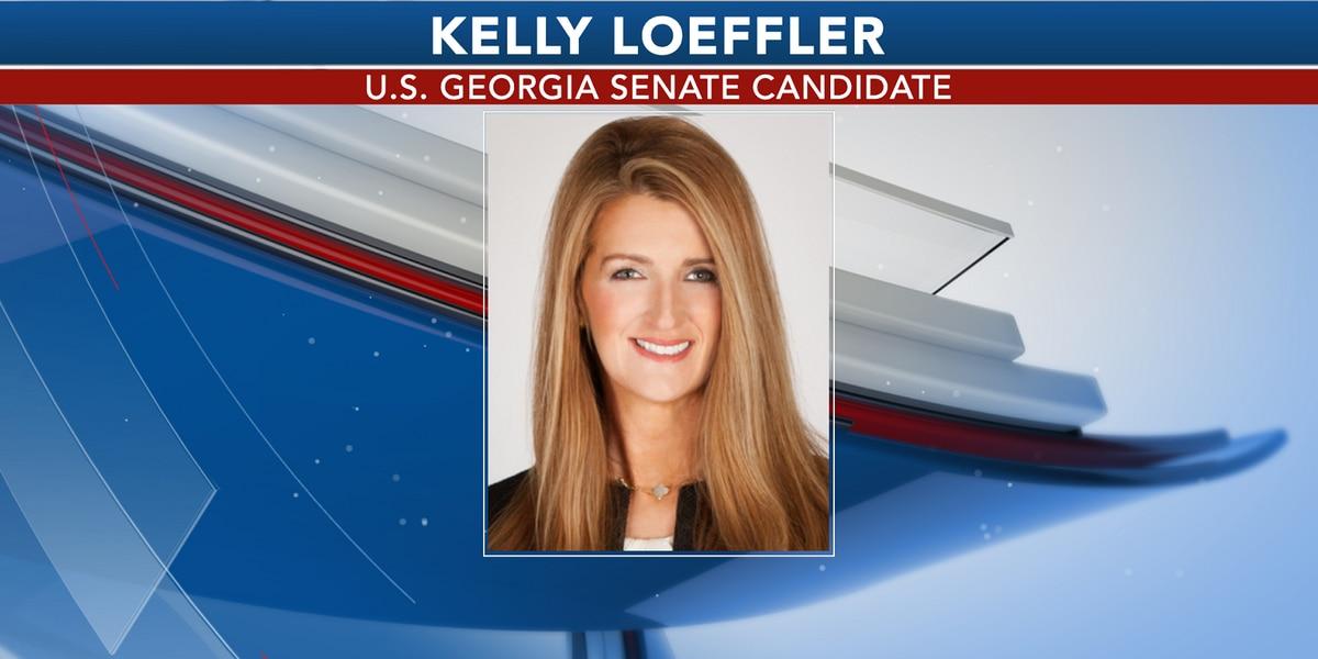 Georgia Senate candidate: Kelly Loeffler
