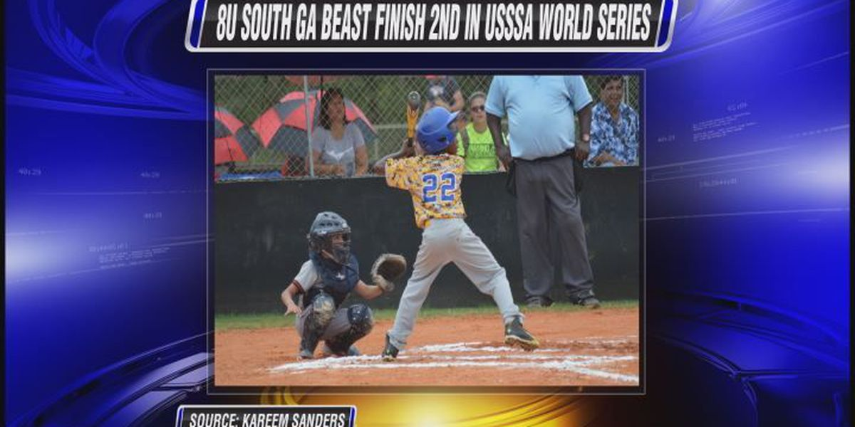 Albany little league team finishes second on the national stage