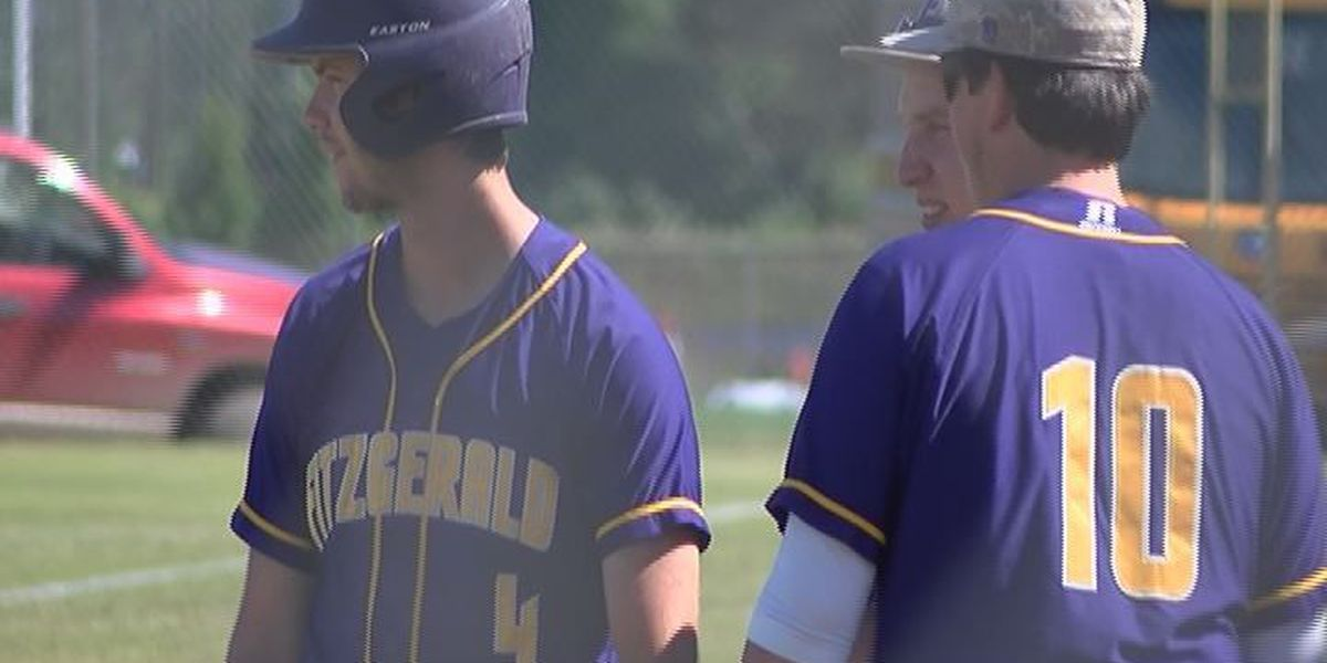 Fitzgerald advances to state quarters with Game 3 win