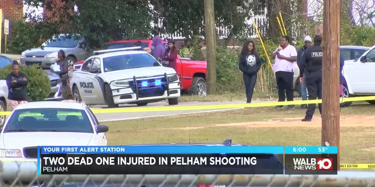 Two dead one injured in Pelham shooting
