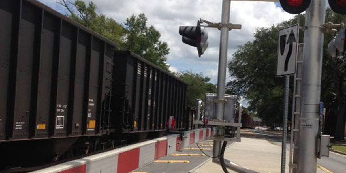 Coffee Co. train crossing needs a detour