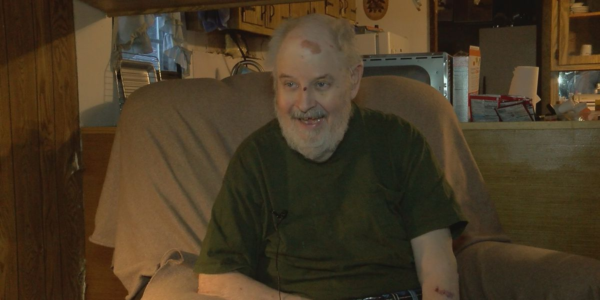 Paramedics help Lee Co. man minutes after voting