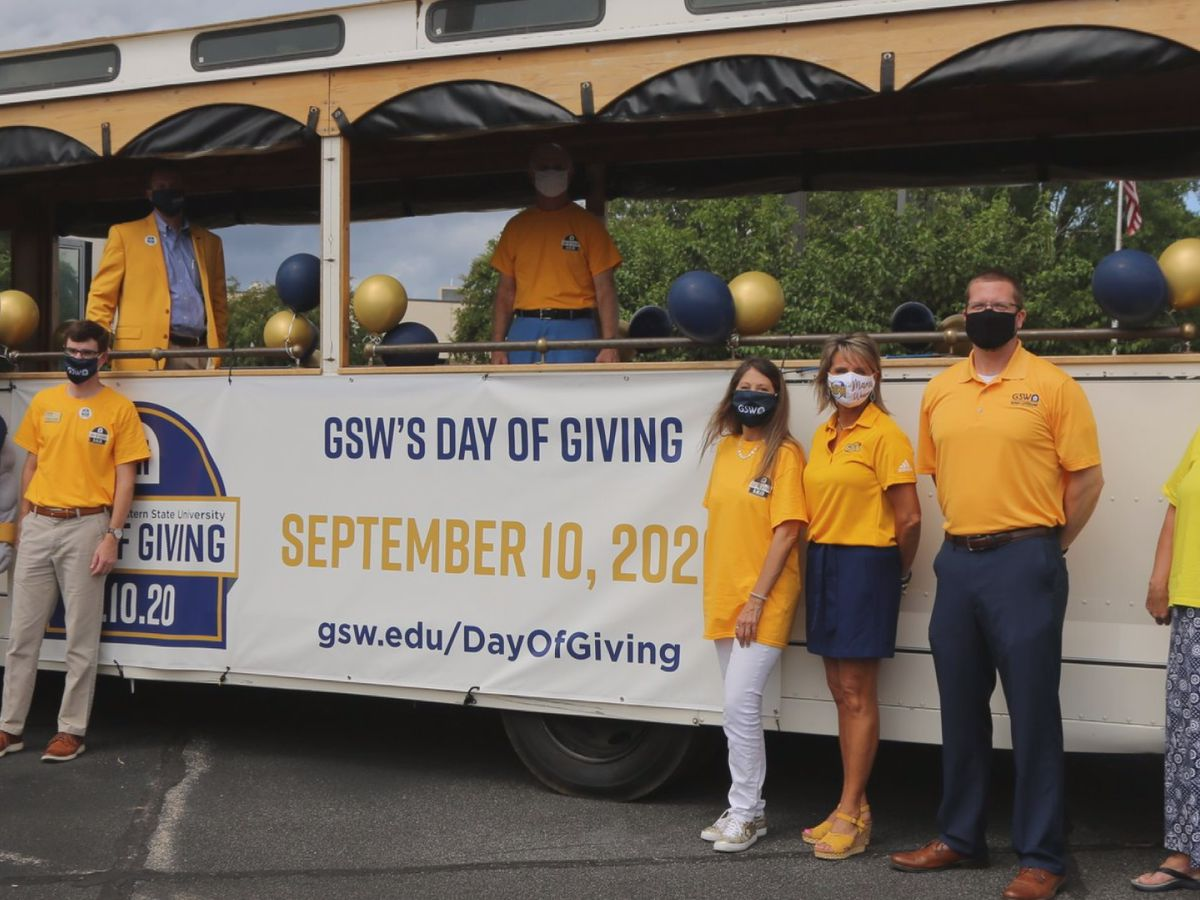 Over $33K raised for GSW's Day of Giving