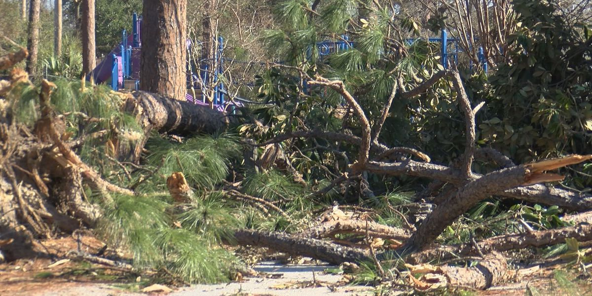 FEMA officials surprised by storm damage