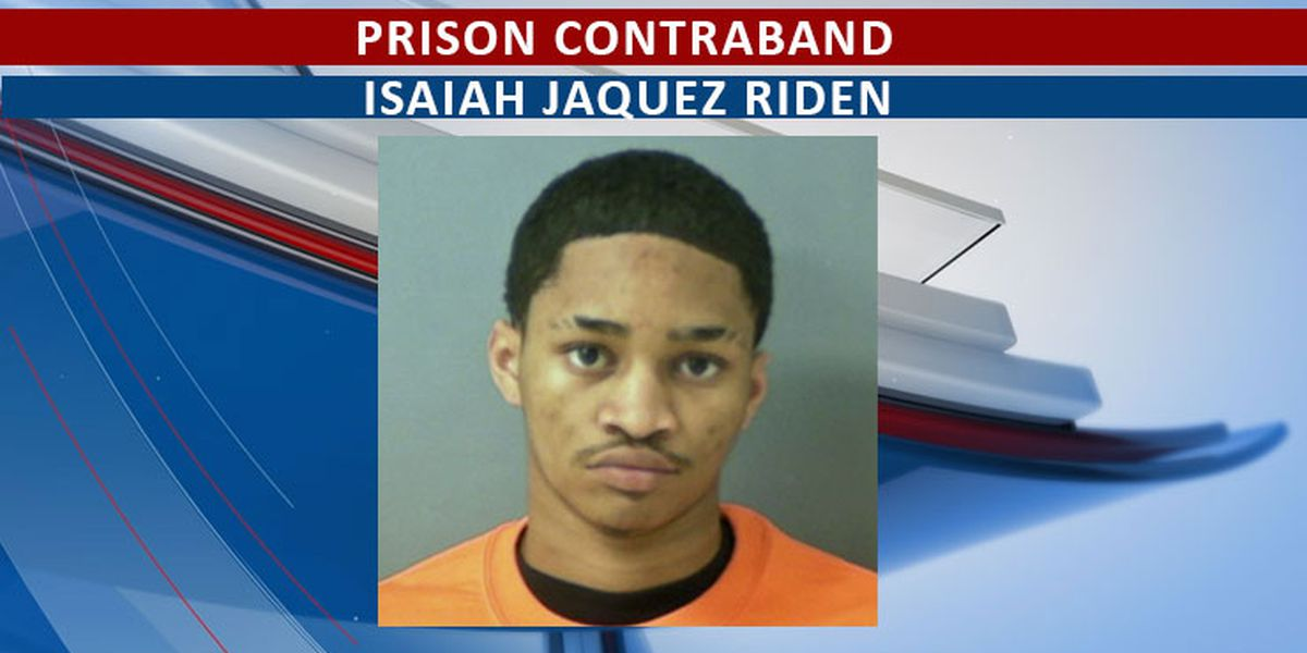 Man arrested for contraband at Dooly State Prison