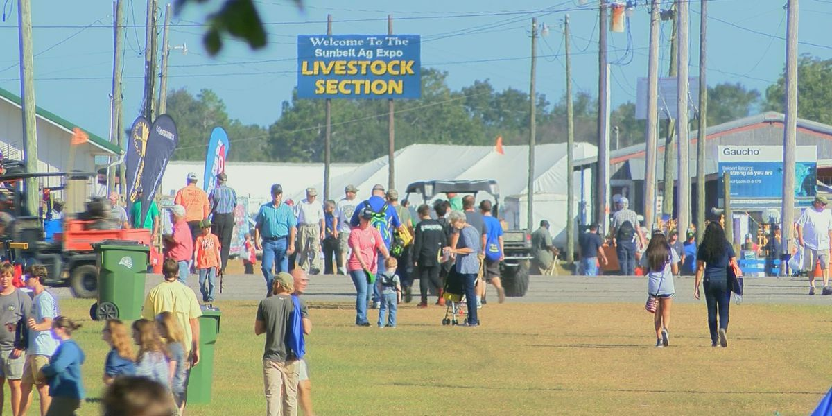 Thousands travel from all over country to experience 39th Annual Ag Expo