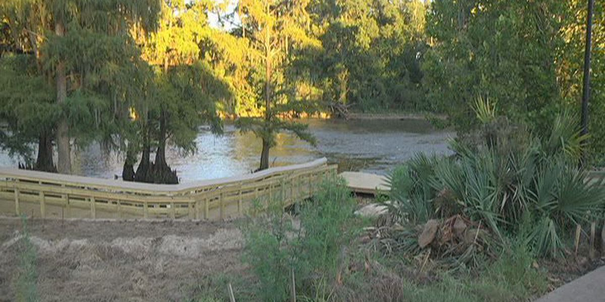 Albany to complete kayak launches soon