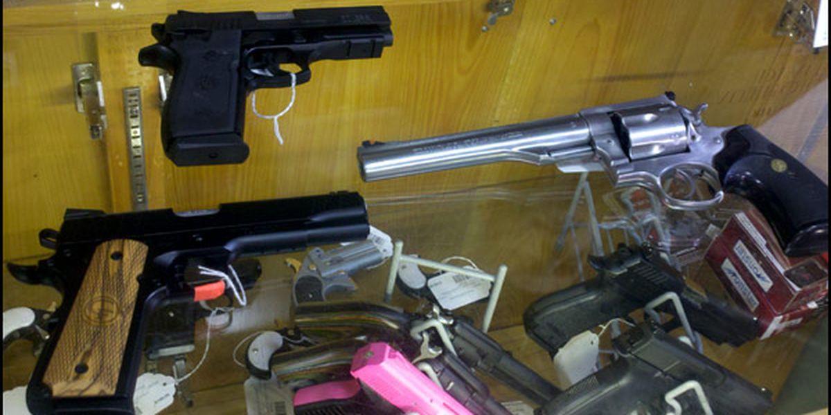Reward offered in Randolph firearms burglary